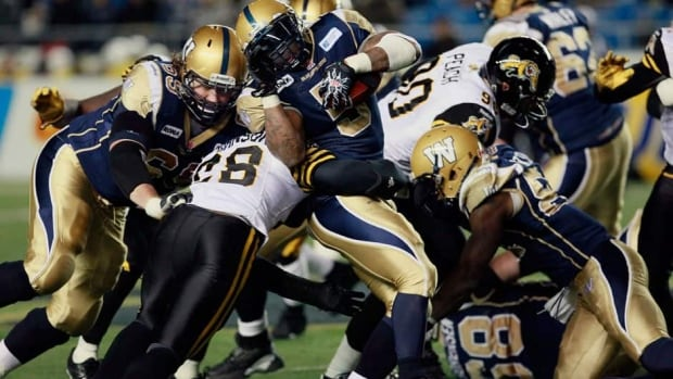 Winnipeg Blue Bombers' head coach Tim Burke is trying out three rookie punters to see if any of them have it what it takes to grab the starting job away from veteran Mike Renaud.