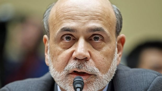 U.S. Federal Reserve chair Ben Bernanke says the Fed's bond-buying program will continue.