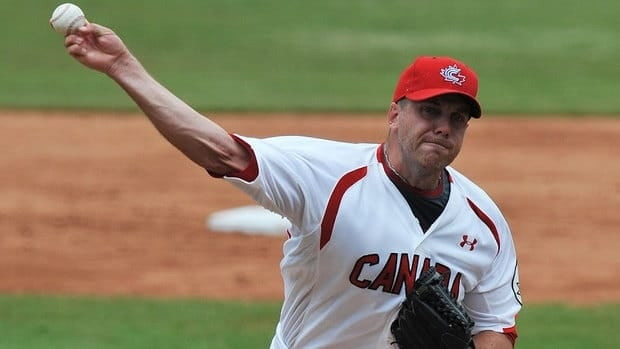 Shawn Hill, a 31-year-old in the Detroit Tigers organization, starts for Canada in its WBC opener Friday against Italy. He has a 4.69 ERA in 45 majoe league games with Montreal, Washington, San Diego and Toronto.