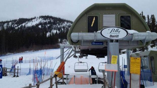 There is a ski hill and a new adventure park at Mount Sima. The Great Northern Ski Society, which runs the hill, said it needs another $400,000 to keep the hill open.