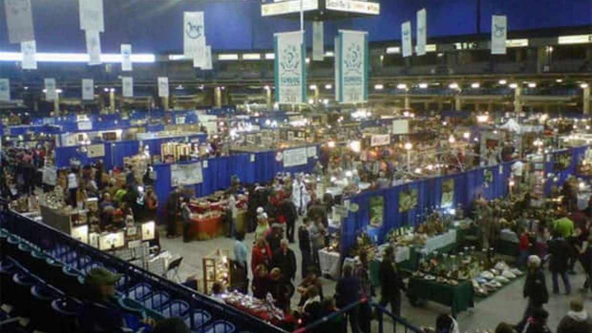 Thousands of people expected to flood saskatoon craft fair for Craft fairs in ct december