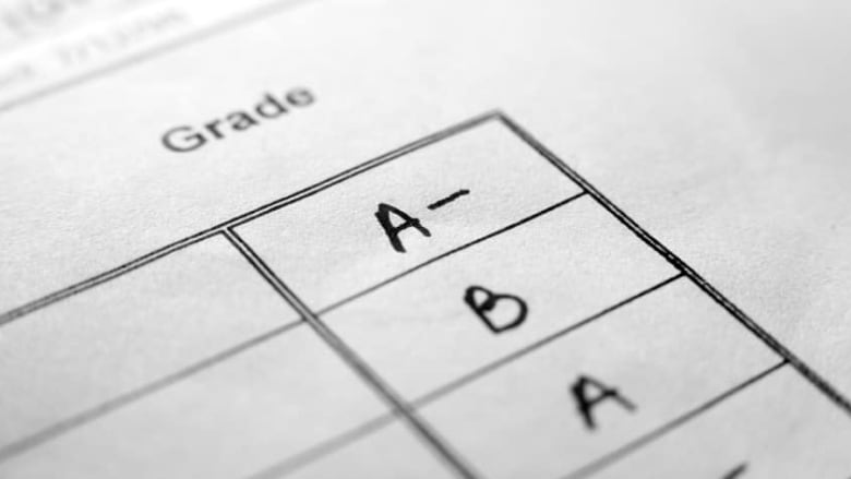 When your 'A' becomes a 'C' — Ontario university downgrades