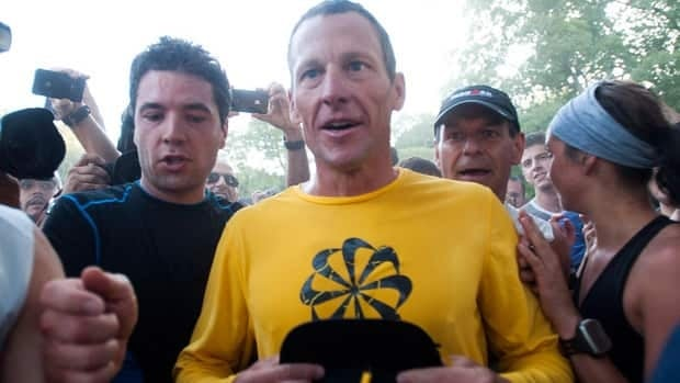 "Lance Armstrong, shown in this 2010 file photo, says he is ready to speak ""candidly"" in his upcoming interview with Oprah Winfrey."