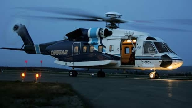 Oil companies say they are close to making a new proposal for the resumption of helicopter flights at night to the Newfoundland offshore.