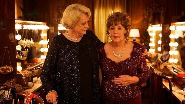 Based on a play by author, playwright and screenwriter Ronald Harwood, Dustin Hoffman's directorial debut Quartet explores the tale of retired opera singers and stars Maggie Smith, Tom Courtenay, Billy Connolly and Pauline Collins.