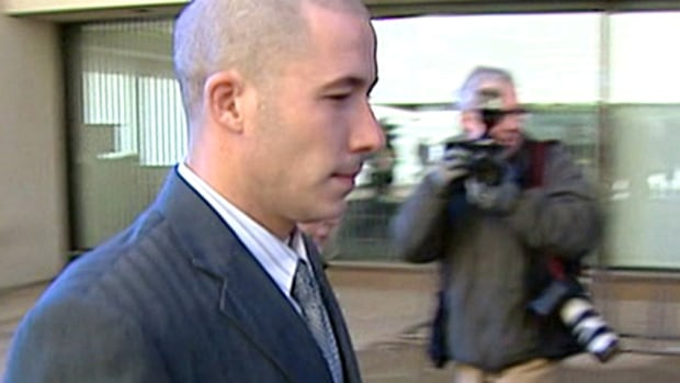 Shawn Hennessey, shown here in January 2009, has received full parole.