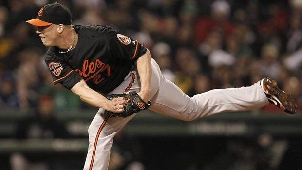 Matt Lindstrom was 1-0 with a 2.68 ERA and 40 strikeouts in 46 games with Baltimore and Arizona last season.