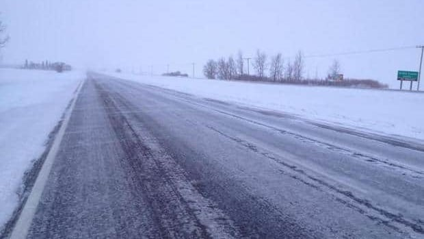 More snow expected for the southeastern corner of Saskatchewan.