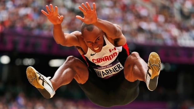 Canada's Damian Warner, seen competing in the javelin competition at the Hypo Meeting in Austria last month, says improved mental strength and consistency is a big reason for his rise in decathlon.