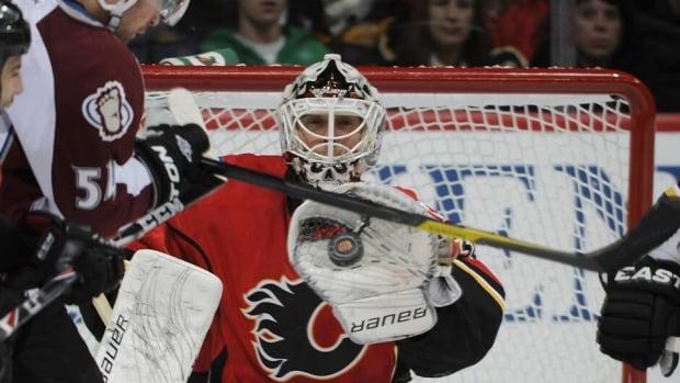 Miikka Kiprusoff has averaged 73 appearances over the past seven seasons for Calgary heading into 2012-13.