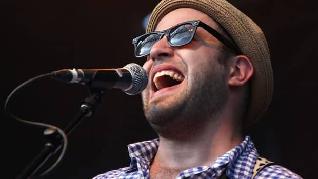 Steve Marriner of the band MonkeyJunk performs at the Cisco Ottawa Bluesfest on Wednesday, July 6, 2011. The Ottawa Bluesfest is ranked as one of the most successful music events in North America.