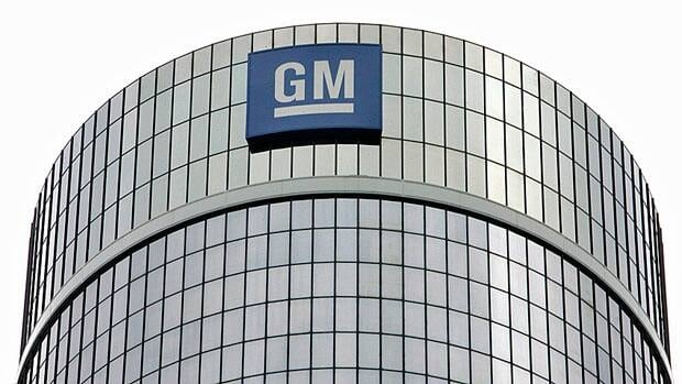 General Motors profit doubled in the fourth quarter of 2012 as big gains in North America and Asia offset losses in Europe.