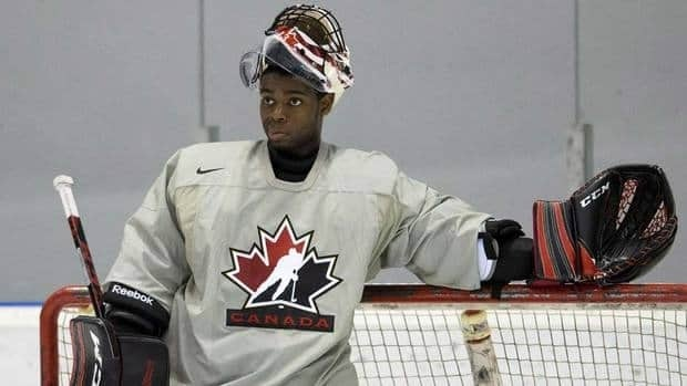 Team Canada goalie Malcolm Subban was tabbed as the team's No. 1 for the world juniors because of his experience.