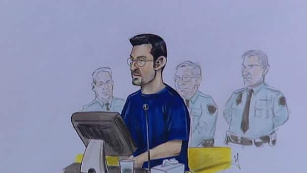 Francis Proulx confessed to killing Nancy Michaud in 2008 in Rivière-Ouelle, a small town in the Lower Saint-Lawrence region.
