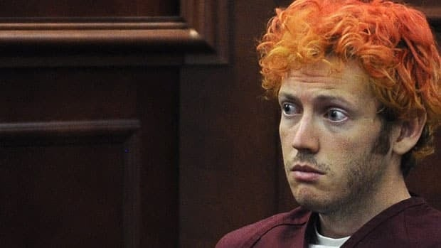 Defence attorneys say suspect James Holmes is mentally ill, and have used their questions in court to try to make that point.