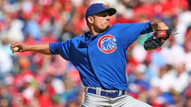 Chicago Cubs starting pitcher Matt Garza is expected to miss at least a few days of practice.