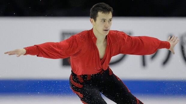 World champion Patrick Chan is making his Grand Prix season debut this week in Windsor.