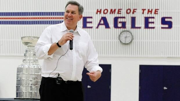 Tim Leiweke, shown in this photo, is leaving his post as the president and CEO of AEG for more than 15 years, said billionaire owner Philip Anschutz on Thursday.