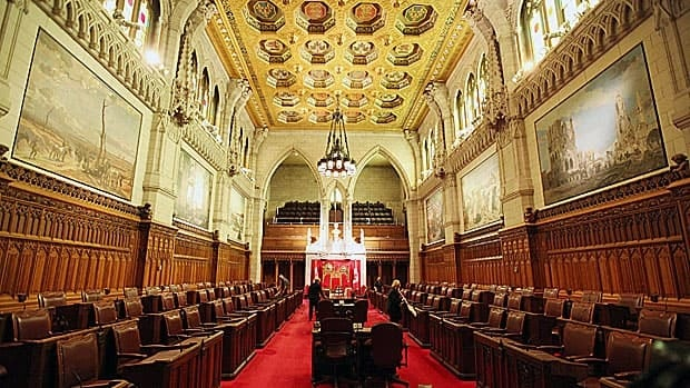 MPs are debating a non-binding NDP motion to eliminate the Senate, as controversy continues over the expenses claimed by some senators.