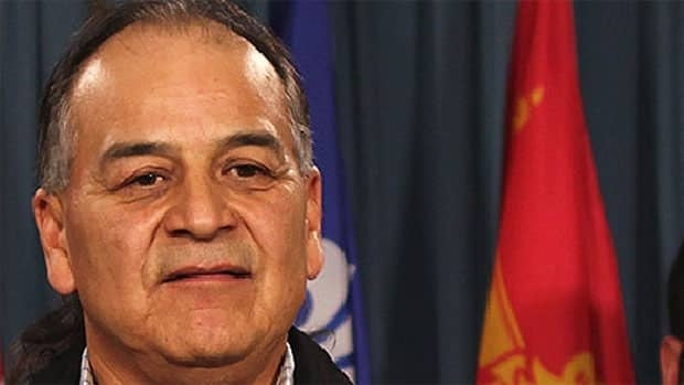 Murray Clearsky was removed as grand chief of the Southern Chiefs' Organization in October 2013, after allegations surfaced that he misused funds at a casino and amusement park in the United States.
