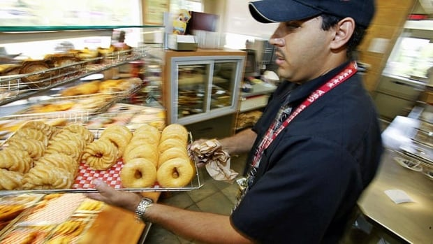 Two activist American hedge funds have bought up stakes in Tim Hortons.