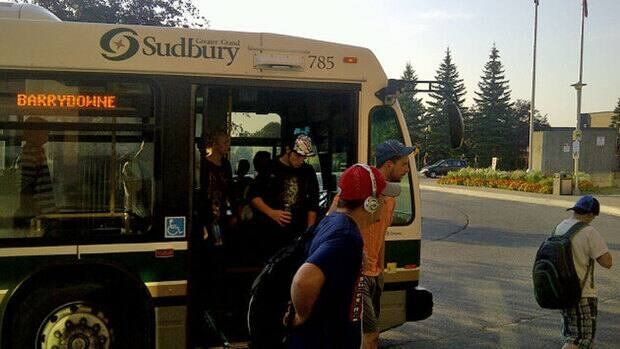 Sudbury Transit has plans to install bus shelters where ridership is highest.