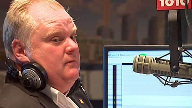 Toronto Mayor Rob Ford has insisted that calls placed to the weekly radio show he co-hosts with his brother are not planted.