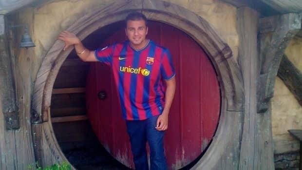 Prabhdeep Srawn, 25, hasn't been heard from since parking his rental car May 13 in a village near an Australian national park.