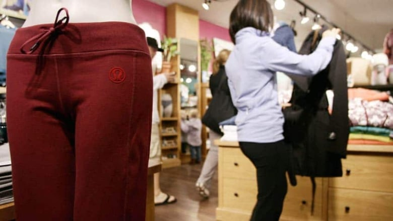 Lululemon hit with class action lawsuit by U S  investor