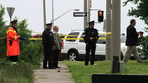 Ontario's Special Investigations Unit is probing a shooting death by police near the Upper Wentworth street ramp to the Linc Friday morning.