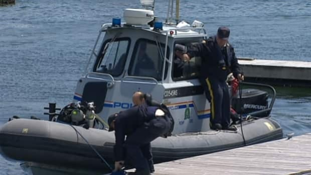 Divers searched the harbour for days but have been unable to find Phillip Boudreau.