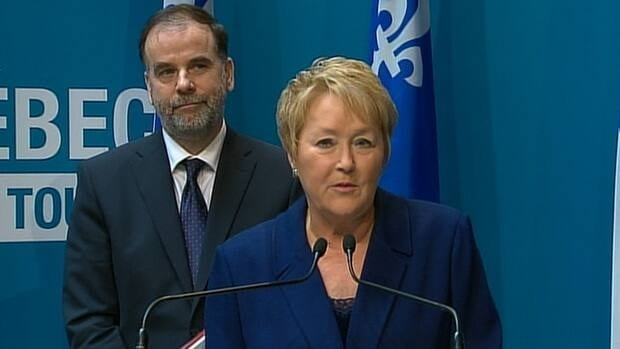 Premier Pauline Marois wants rival pro-separatist parties to sacrifice themselves for the greater cause of Quebec sovereignty.