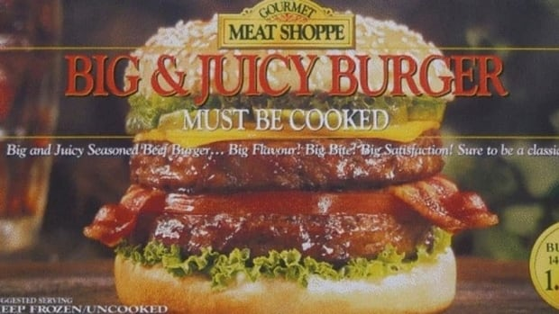 The Canadian Food Inspection Agency recently announced that Canada Safeway was recalling products including Gourmet Meat Shoppe Big & Juicy Burger and the Gourmet Meat Shoppe Prime Rib Burger with a best before date of Aug. 14.