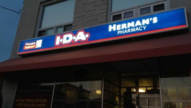 Herman Reich, owner of Herman's IDA Pharmacy, faces multiple charges following a lengthy investigation by the Sudbury police's drug unit.