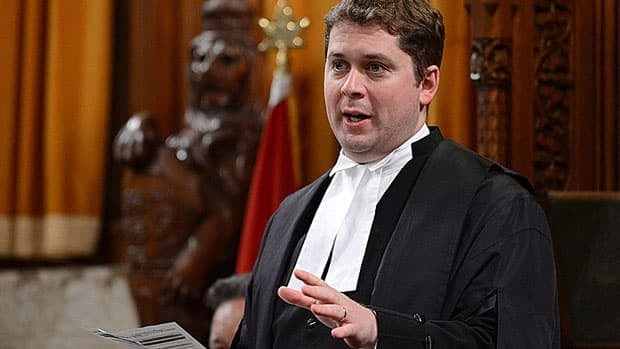 Speaker Andrew Scheer's ruling Tuesday that MPs need only catch his attention and be recognized to speak in the Commons was put to the test Wednesday by a backbench Conservative MP. Scheer recognized MP Mark Warawa, who spoke about a talent show in his Langley, B.C. riding.