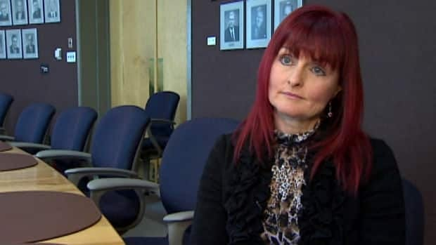 NLTA president Lily Cole says times are tough for new teachers.