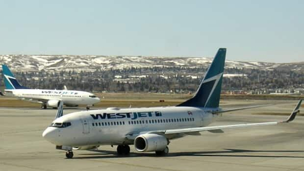 WestJet has cancelled several of its flights in and out of Moncton.