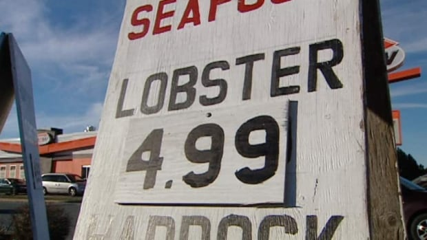 Former federal fisheries minister Gail Shea says it's time to look at lobster quotas in response to slumping prices.