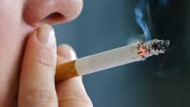 The B.C. Cancer Society wants a broader ban on smoking in public places.