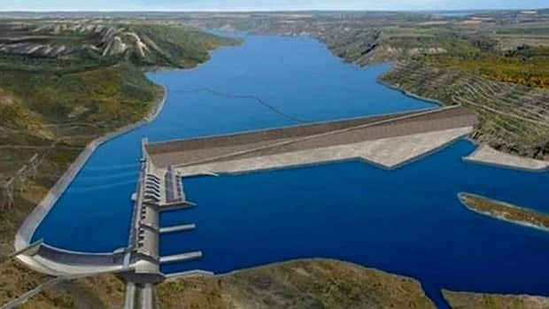 The Site C dam could be generating power by 2021, if BC Hydro gets the project approved.
