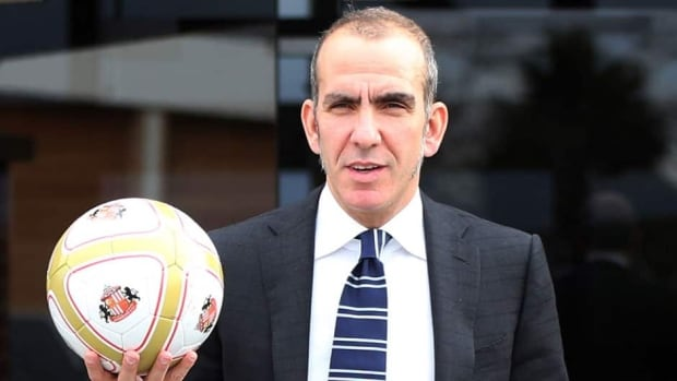 Paolo Di Canio is a 44-year-old Italian who scored more than 100 goals in over 500 appearances as a player with Lazio, Juventus, Napoli, AC Milan, Celtic and West Ham among others.