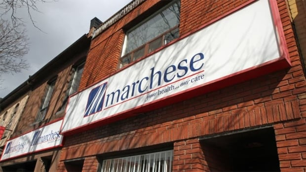 Hamilton company Marchese cleared of wrongdoing in relation to diluted chemotherapy drugs administered to Ontarians.