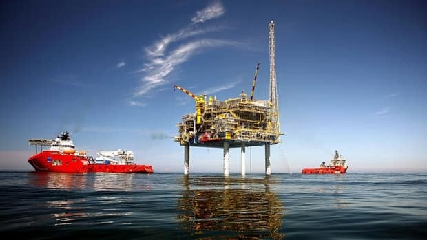 The company hired to build and operate the Deep Panuke offshore natural gas production facility says the project is on track to produce its first natural gas before the end of June.