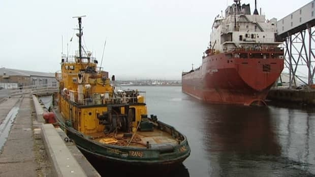 The Central American crew of the Craig Trans tugboat have been living in squalor since being stranded in Halifax last month.