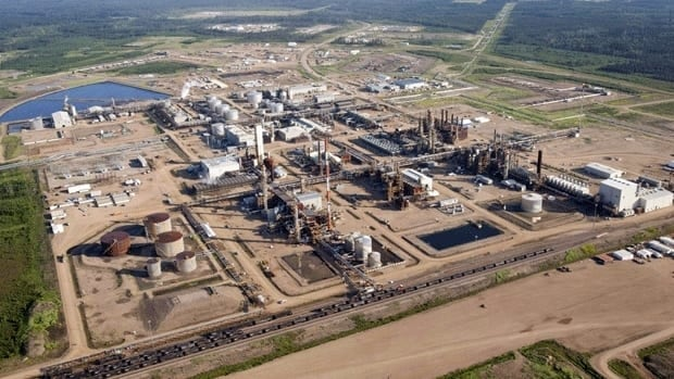 The Nexen oil sands facility near Fort McMurray, Alberta. The federal government approved China's biggest overseas energy acquisition, a $15.1 billion takeover by state-owned CNOOC for Nexen.