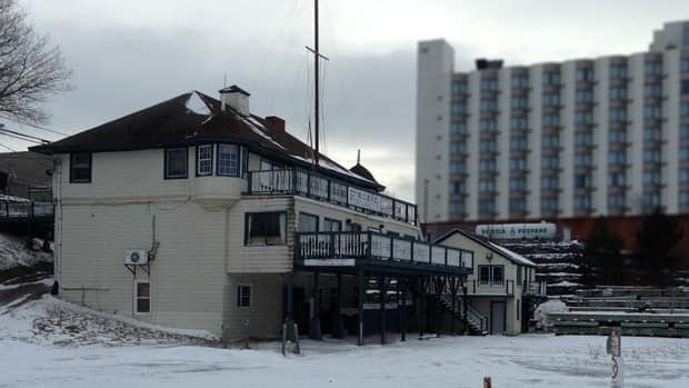 The Royal Cape Breton Yacht Club has been sold and will be demolished.
