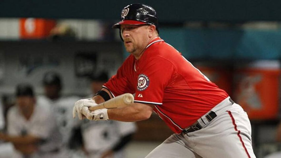 Matt Stairs' appearance on Baseball Hall of Fame ballot was brief