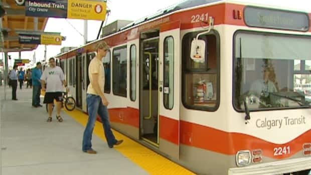 Calgary Transit is warning of delays and detours Sunday as the Calgary Marathon criss-crosses the city.