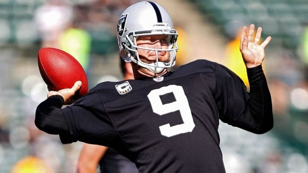 Shane Lechler was the highest paid punter in league history when he was signed with the Oakland Raiders in 2009