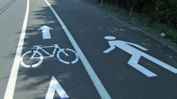 After council gives the OK, work on painting Thunder Bay's newest bike lanes could begin in early August.